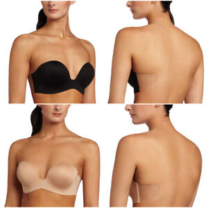 Fashion Forms Ultimate Boost Backless Strapless Adhesive Bra Padded P9061 RRP£30