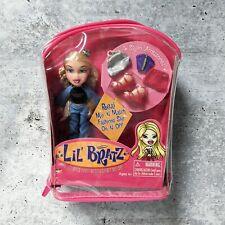 Lil Bratz Doll Cloe New Old Stock 2002 Lil Bratz Pack Styling Accessories