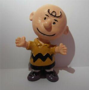 Schleich Vintage Snoopy Charlie Brown figure 22306