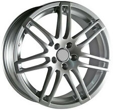 "17"" Weels For Audi A3 A4 A5 A6 A8 Rims Set of Four 17x7.5 Inch 5x112 RS4 Style"