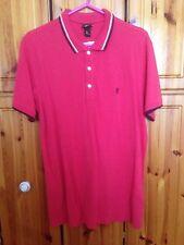 H&M Red Polo Shirt Size Medium Brand New