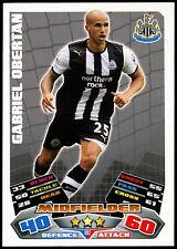 Gabriel obertan #192 topps match attax football 2011-12 trade card (C208)