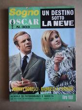 SOGNO OSCAR n°303 1972 Fotoromanzo - Loretta Goggi Raf Vallone   [C95]