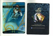 Thopter Token FOIL | NM | altered Art Promo - Tokens for MTG | Magic MTG