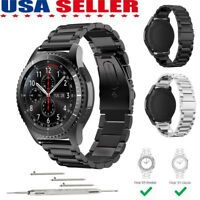 Stainless Steel Watch Strap Band For Samsung Gear S3 Classic S3 Frontier