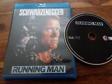 Running Man - Very Rare Uncut RB Blu Ray 96 Min Mint Eng Lang