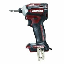 MAKITA 2018 New Model TD171DZAR Impact Driver 18V Red Body Only from Japan F/S