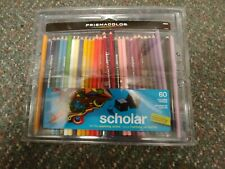 Prismacolor Scholar  57 Colored Pencils 92808HT New Open Box Craft Kids School