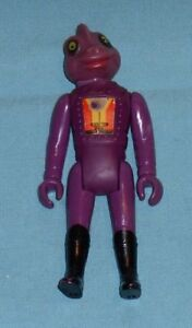 vintage Tomland STARROID RAIDERS -- WAG purple figure