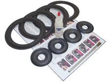 KEF 103/4 Speaker Foam Repair Kit - incl. Donut dust caps - 4A65+4Donut