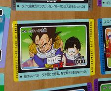 DRAGON BALL Z DBZ AMADA PP PART 10 CARD CARTE 403 MADE IN JAPAN NM <= PHOENIX