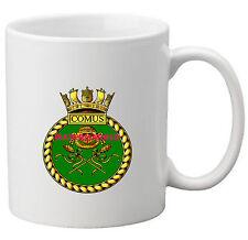 HMS COMUS COFFEE MUG