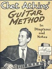 CHET ATKINS' Guitar Method in Diagrams and Notes [Paperback] Chet Atkins