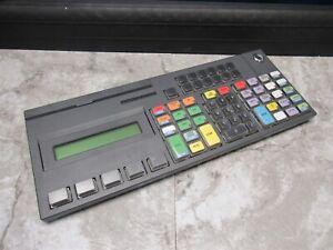 IBM Toshiba 67-Key POS Keyboard w/ LCD 7431184 50Y7034 00DN136 00DN174 00DN095