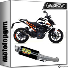 ARROW KIT SILENCIEUX GP2 GP-2 NICHROM NOIR KTM DUKE 125 2017 17