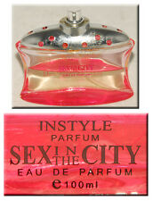 "SEX in the CITY - ""LOVE"" - eau de PARFUM / PERFUME - Spray 100 mL - 50% FULL"