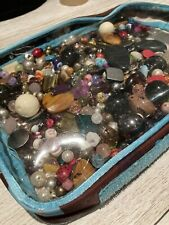 Joblot Beads Crafting Bead Harvesting Jewellery Making Glass Wood