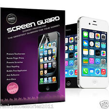 Pack 2 Protège Écran✔Excellente Rayure Protection✔Apple iPhone 4s 4g 4