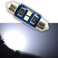10 x 2SMD 36mm Festoon LED C5W 3030 CANBUS ERROR FREE Car Light Xenon White Dome