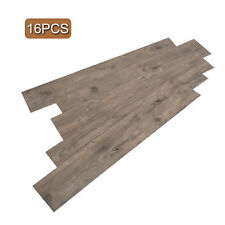 Self-Adhesive Vinyl Planks Hardwood Peel Stick Floor Tiles16 PCS/24 Square Feet.