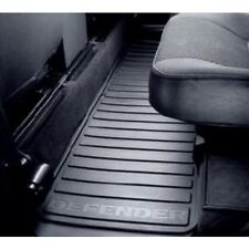 GENUINE DEFENDER 110 - 2ND ROW RUBBER FLOOR MAT (LR005041)