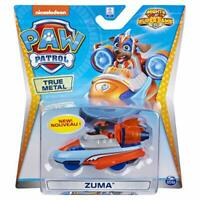 Mighty Super Paws Zuma True Metal Die Cast Hovercarft Kids Toy Free Shipping New