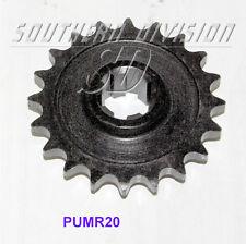 New triumph 650 500 pre unit Engine sprockets 20 thies moteur pignon e3108 70-3108