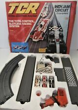 TCR Vintage Total Control Racing Indy Jam Circuit Retro 1970's Track Toy Boxed
