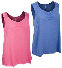Evans Stretch Scoop Neck Tunic, Kaftan Women's Tops & Shirts