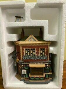 Dept 56 Dickens Village The Horse And The Hounds Pub #58340