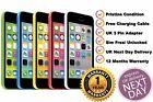 Pristine Apple iPhone 5c 16GB Unlocked SIM Free Smartphone Various Colours