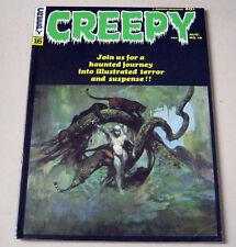 Creepy issue 16  1967.  VG/FN   Frazetta cover. Warren Magazines.
