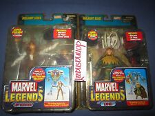 MARVEL LEGENDS ONSLAUGHT BAF LOKI LADY DEATHSTRIKE ABOMINATION PYRO GREEN GOBLIN