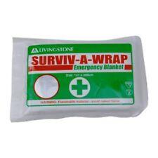 Surviv-A-Wrap Casualty Emergency Silver Space Blanket 127 x 200 cm