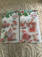 Christmas Stamps X 2 New