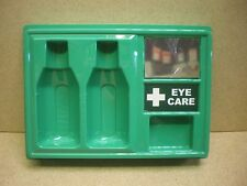 Eye Wash Station Wall Mountable Work Place First Aid