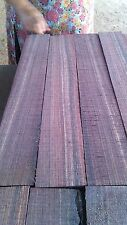 East Indian Rosewood  set of 5 Fretboards