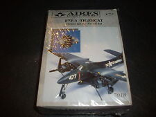 AIRES  F7F-3 TIGERCAT DETAIL SET FOR REVELL RESINE MODEL 1/72
