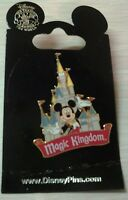 2008 Authentic  Disney WDW Magic Kingdom Park Mickey Mouse Pin New on Card