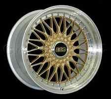 BBS 19 x 10 Super RS Car Wheel Rim 5 x 120 Part # RS542HGPK