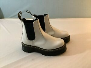 Doc Marten Quad Retro White Women's 7 NEW