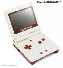 GameBoy Advance - Konsole GBA SP #Famicom Color Edition sehr guter Zustand