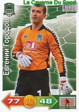 EVGENIY GORODOV RUSSIA # FK.KRASNODAR CARD ADRENALYN PANINI 2012