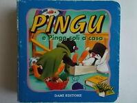 Pingu e Pinga soli a casadamistorie fiabe favole cartoni animati bambini nuovo