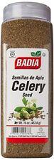 Badia Celery Seed Whole Semillas de Apio Enteras 1 Lb