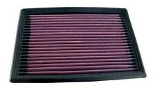 K&N AIR FILTER FOR NISSAN SUNNY 1.4 1.6 1989-1995 33-2036