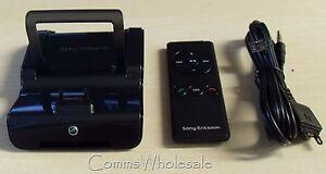 Genuine Sony Ericsson MRC-60  Remote Control  Desktop Stand with MMC-70- NEW