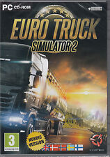 Euro Truck Simulator 2 PC Brand XP/Vista/7/8 New Sealed