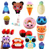 Super Slow Rising Squeezing Charm Toys Scented Cute Pressure Release Soft Toy