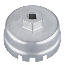 Aluminium Oil Filter Wrench Cap Housing Tool Remover 14 Flutes For TOYOTA Lexus